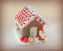 Gingerbread House Miniature 3