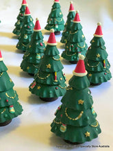 Christmas Tree x 1 (Decorated - 9cm)