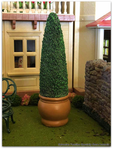 Topiary Tree in planter pot - Select 1 of 4 styles