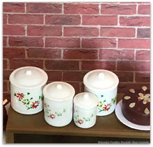 Set of 4 Canisters - miniature