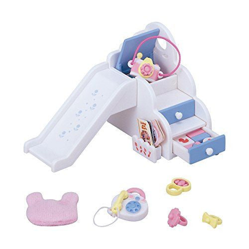 Sylvanian Families Baby Slide and Drawer set