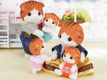 Sylvanian Families Maple Cat Twins - LATEST FAMILY IN SYLVANIA!
