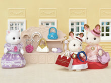 Sylvanian Families new Japanese Town Series sets
