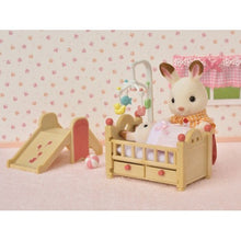 Sylvanian Families Red Nursery Room Set - SF 5286