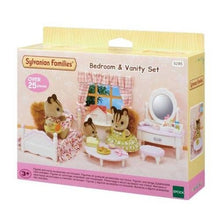 Sylvanian Families Bedroom and Vanity Set