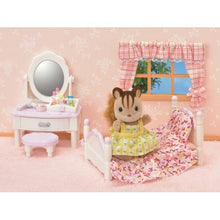 Sylvanian Families Bedroom and Vanity Set new pink bedroom set