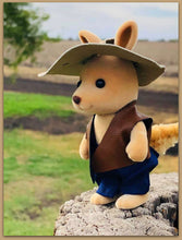 Handmade Aussie Farmer Costume (outfit only)