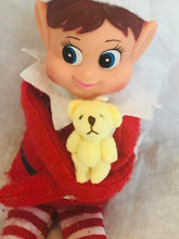 Elf's bedtime Teddy bear