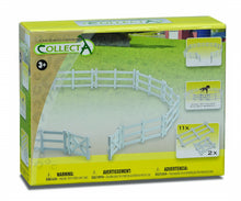 Collecta fence corral with gate small world play fence