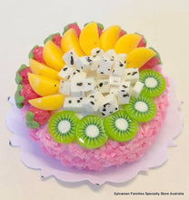 Miniature Cake Dollshouse 1:12 Fruit salad for Sylvanian Families