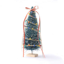 Dollshouse miniature 18.5cm Christmas tree