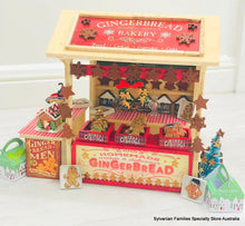Gingerbread Market Stall - One of a kind