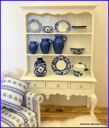 Blue Home Decor collection - All 11 pieces