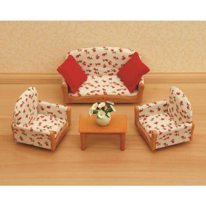 Sylvanian Families 3 Piece Lounge Suite - SF 5264