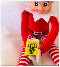 The World Atlas - All Elves must read to know where to deliver presents