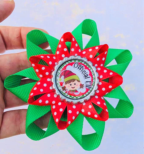 Elf Hair Clip - Official Elf