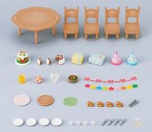 Sylvanian Families Party Set - SF 4269