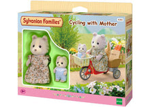 Sylvanian Families Cycling with Mother set  SF 4281