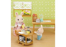 Sylvanian Families Kitchen Trolley Cookware Set SF 5090 cooking accessories