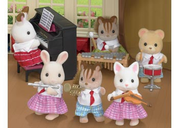 Sylvanian Families School Music Set