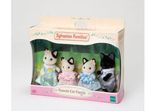 Sylvanian Families Tuxedo Cat Family Cats on sale