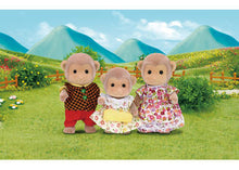 Sylvanian Families Monkey Family of 3