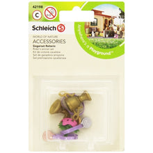 Schleich winners trophy cup ribbons medals
