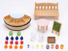 Sylvanian Families Juice Bar and Blackberry Rabbit Set