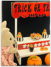 Sylvanian Families Halloween Custom set treats spooks