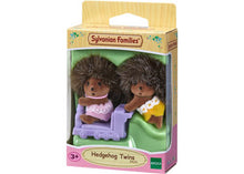 Sylvanian Families Hedgehog twins new version
