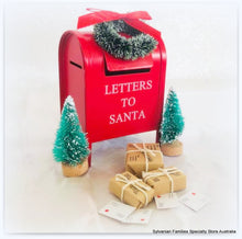 Santa's Post Box and Mail