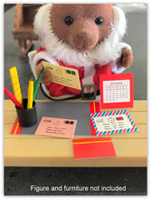 Santa's Stationery Set