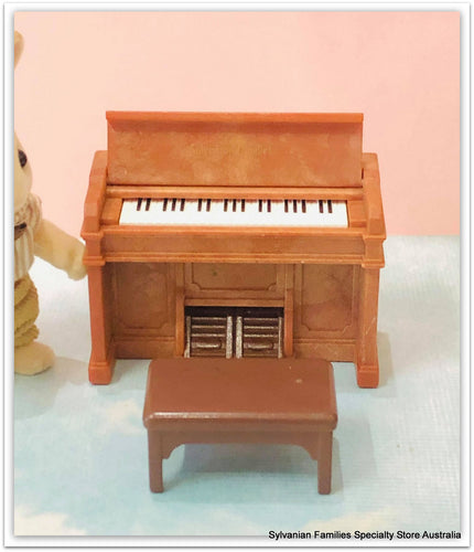 Sylvanian Families Piano and Seat