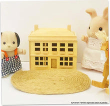 Wooden Dollshouse