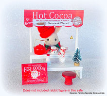 Sylvanian FAmlies Hot Cocoa winter market
