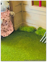 Grass Tufts - NEW PRODUCT IN! - 1 sheet of 48 Adhesive grass clumps