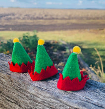 Miniature Dollshouse Elf hats Christmas