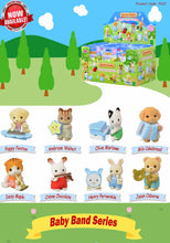 Sylvanian Families Blind Mystery Bags All 8 Baby Band figures