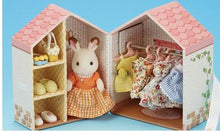 Sylvanian Families Dresser Box and Peppermint Rabbit