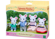 Sylvanian Families Marshmallow Mouse Family Grocery store