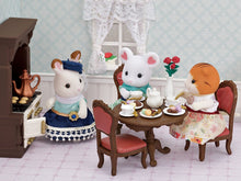 Sylvanian Families Modern Kitchen Dining set elegant romantic
