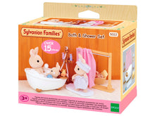 Sylvanian Families Bath and Shower set bathroom SF 5022