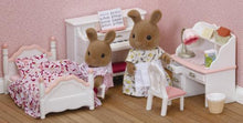 Sylvanian Families Girls Bedroom set