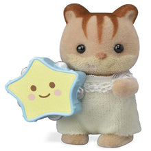Sylvanian Families Baby Band Series 2 Ambrose Walnut with Tambourine