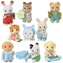 Sylvanian Families Baby Band Series Buy all 8 at once