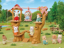 Sylvanian Families Baby Ropeway Park baby playground
