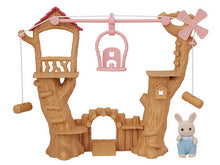 Sylvanian Families Baby Ropeway Park with baby rabbit - Now Available!