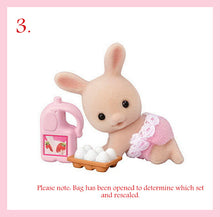 Sylvanian FAmilies Blind Bags Shopping series milk rabbit