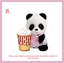 Sylvanian Families Blind Bags Shopping series panda hard to find