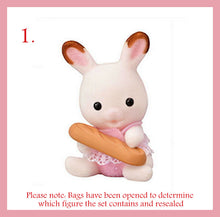 Sylvanian FAmilies Blind Bags Shopping series rabbit
